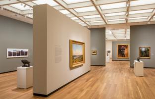SEFAR® Architecture Lightframe® Illuminates Amon Carter Museum