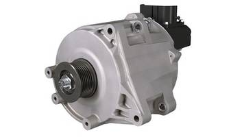 New HVH 146 Electric Motor from BorgWarner is Ideal for Hybrid Electric Vehicle Applications