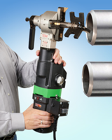 New Clamping End Prep Tool is Ideal for On-Site and Fabrication Shops