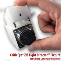 New ZIF Light Director Fixtures Increases Accuracy and Assembly Rate While Eliminating Errors