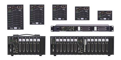 New UEIPAC G4 Programmable Automation Controllers Comes with Touchscreen Interface