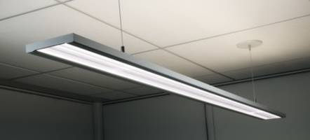 New AERUS Lighting Solution Delivers 35 Foot-candles at 30 in. Above Finished Floor