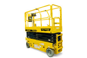 New Mobile Elevating Work Platform Offered in Electric or Hydraulic Drive Configurations
