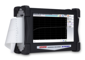 New DAS30/50/60 Data Recorders for Small Sensor Signal Logging and Electrical Power Analysis