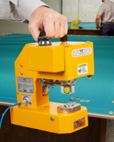 New CS-TIDY-41 Portable Grommet Attaching Machine Comes with Push-Button