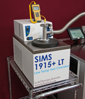 New Helium Leak Testing System is Ideal for Pharmaceutical and Food Packaging Industries