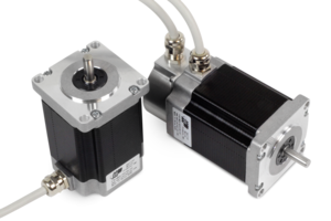 New Step Motors from Applied Motion Products Utilize Seal Protection Technology