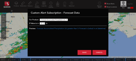 Baron Releases Customizable User-defined Alerts for Baron Threat Net