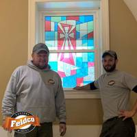 Feldco Windows, Siding & Doors Beautifies Local Church