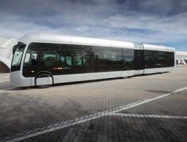Ballard-Powered Fuel Cell Tram-Buses from Van Hool Now in Revenue Service in France