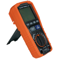 New Insulation Resistance Tester with Voltage Test Ranging from 125 to 1000V