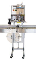 New Pharmafill NB1 Series II Neck Bander Comes with Touch-Screen HMI
