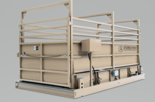 New Livestock Scale with Platform and Instrumentation Options