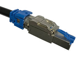 Platinum Tools® Features New PoE+ 10Gig Shielded RJ45 Field Plug at 2020 ISE