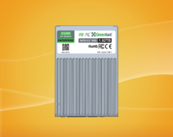 "Greenliant SATA 2.5"" EnduroSLC™ Industrial Enterprise SSDs Achieve 30 DWPD for 5 Years"