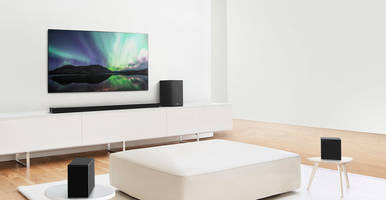 New Soundbars from LG have Built-In Google Assistant