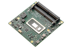 New COM-WHUC6 Express Module Supports Two SATA III and Five PCIe Devices