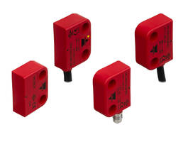 New MC36C Series Safety Magnetic Sensors are IP67 Rated and CE, cULus Approved