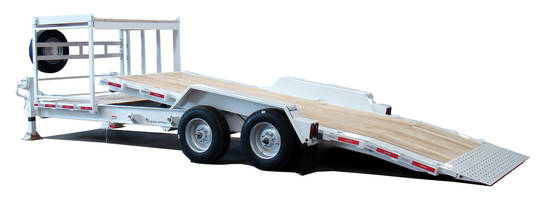 New Industrial Tilt and Tag Trailers for Construction Industries