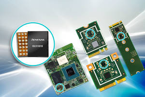 Renesas Electronics' High-Efficiency Power Management IC Adopted in Google Coral AI Products