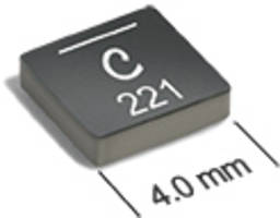 New Power Inductors with Operating Voltage Ratings of 120 V