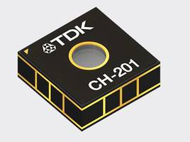 New CH-201 Sensor with Lowest Power Consumption