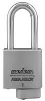 New AWP Series Stainless Steel Padlock Comes with Mechanical Cylinders