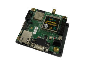 New OpenRTK330L Triple-Band RTK/GNSS Receiver Offers Ethernet Interface