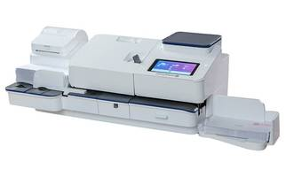 New SendPro C Auto Postage Meters Comes with 7 in. Color Touchscreen