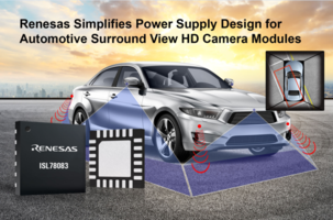 New Automotive Camera PMIC Features Four OV and UV Monitors