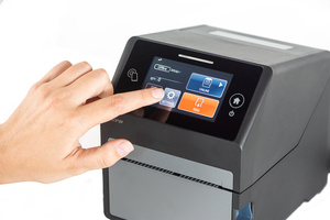 New CT4-LX Smart Mini Label Printer Can Read and Encode RFID Labels
