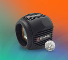 New MVCam for High-resolution Machine Vision and Microscopy Applications