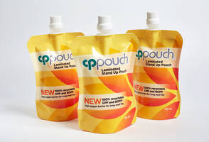 New Stand-up and Pillow Pouch Offers Improved Sustainability and Recyclability