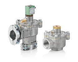 New ASCO Series 353 Valve Offers Fast Mount Clamp Connection