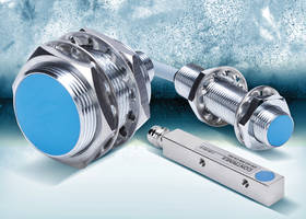 New Inductive Proximity Sensors Available with 2m Pigtail Cable