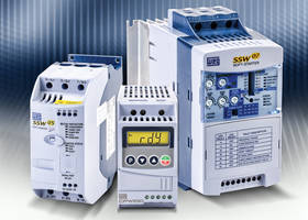 New Soft Starters and Micro VFD Drive Encompasses Simple Manual Controllers