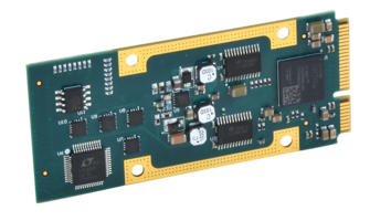 New AP730 Multi-function I/O Module Can Move Data Between Module Memory and PCIe Bus