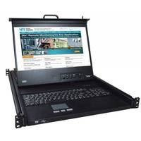 New KVM Drawer Made from Rugged Steel