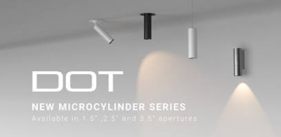 New DOT Microcylinder Series Available in 1.5, 2.5 and 3.5 in. Sizes