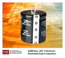 New Electrolytic Capacitors Available in 2, 4 and 5 Pin Options