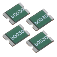 New PPTC Resettable Fuses with Operating Range of 300 mA - 5
