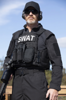 New ARC Vest with Ballistic Protection