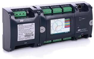 New Branch Feeder Monitor from SATEC Communicates via DNP and IEC 60870 Substation Protocols