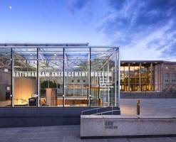 National Law Enforcement Museum Celebrates Law Enforcement History with Boon Edam Revolving Doors