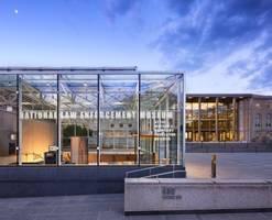 National Law Enforcement Museum Celebrates Law Enforcement History with Boon Edam Revolving Doors