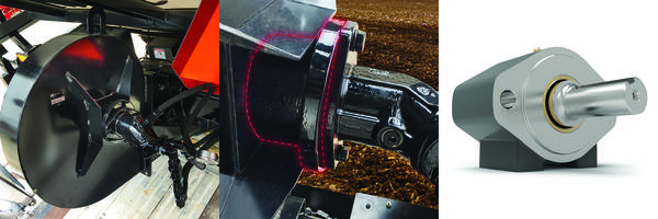 New Overhung Load Adaptors are Ideal for Seeding and Fertilizing Application