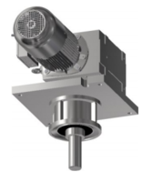 New Overhead Conveyor Drives with High Overhung Load Capacity
