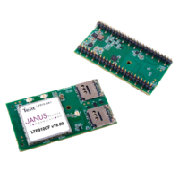 "Janus Announces AT&T and PTCRB Certification of their Dual SIM LTE910CF v18.00 CAT1 Embedded Common Footprint ""CF"" Cellular Modem"