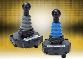 New Joysticks Available with 22 mm Mounting