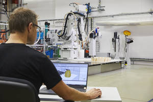 New RobotStudio Software from ABB is Ideal for Low-Volume and High-Mix Printing